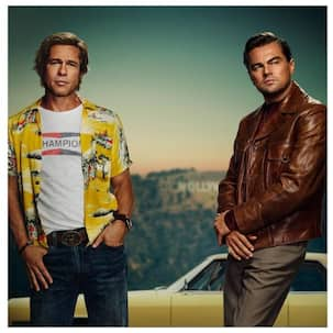 Leonardo DiCaprio and Brad Pitt's Once Upon A Time In Hollywood to release on THIS date in India