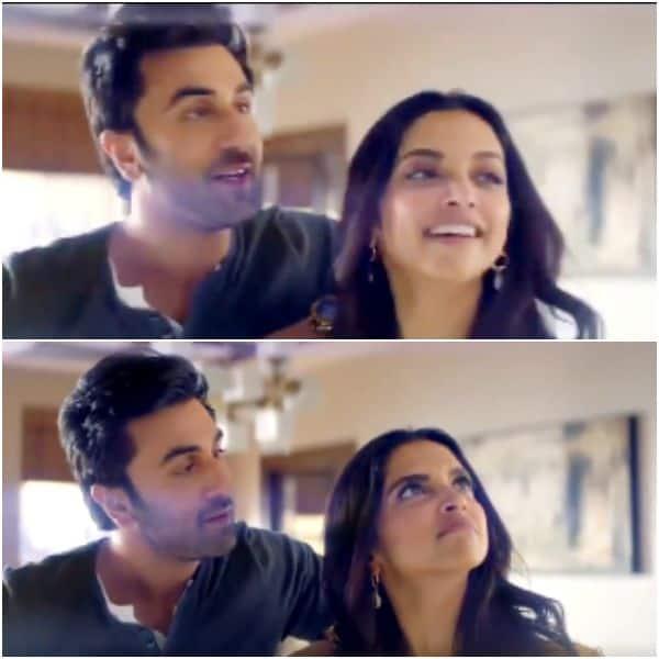 Ranbir Kapoor ve Deepika Padukone bu ticari reklamdaki sevimli kimyasıyla evi yıktı - Video izle