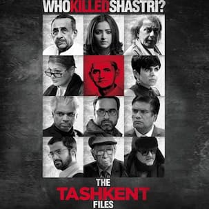 The Tashkent Files box office collection day 3: Naseeruddin Shah and Mithun Chakraborty's film enjoys a decent first weekend