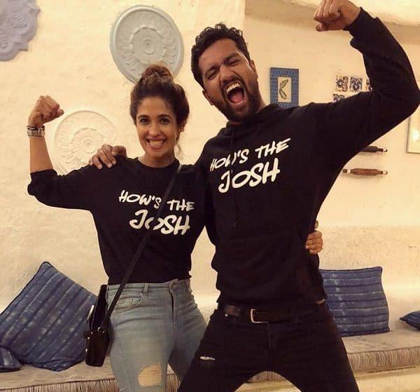 Have Vicky Kaushal and Harleen Sethi parted ways?