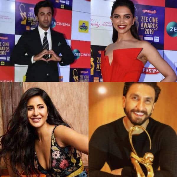 Zee Cine Awards 2019 Winners list: Ranbir Kapoor, Deepika ...