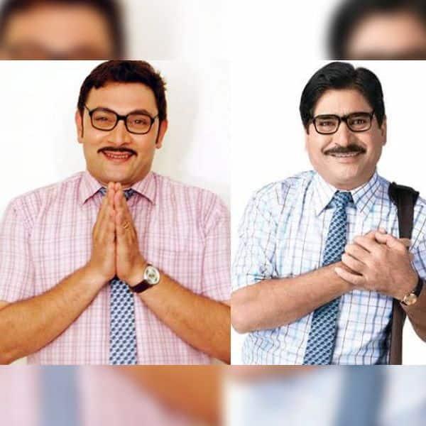 यशपाल शर्मा-राजेश कुमार (भगवान दास चौबे- नीली छतरी वाले)