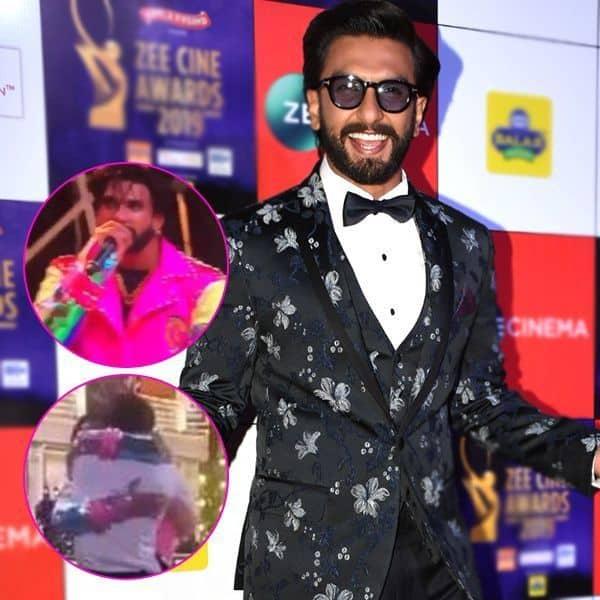 Zee Cine Awards 2019: Ranveer Singh proves that he is a complete enter...