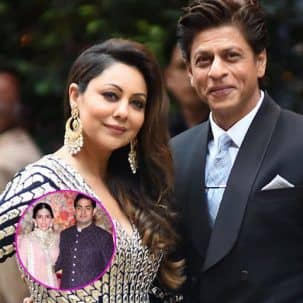 Have you seen this video of Shah Rukh Khan and Gauri Khan dancing to C...