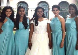 Samantha Akkineni is the most gorgeous bridesmaid in her BFF's wedding - view pics