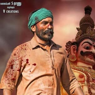 Dhanush is unrecognisable in this latest poster from Asuran as he kickstarts the final schedule – view pic