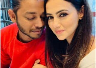 Sana Khaan's loved-up birthday post for boyfriend Melvin Louis is all things adorable
