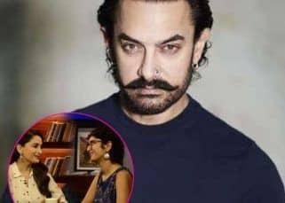 Aamir Khan thanks Madhuri Dixit Nene for working in the Marathi show Toofan Aalaya