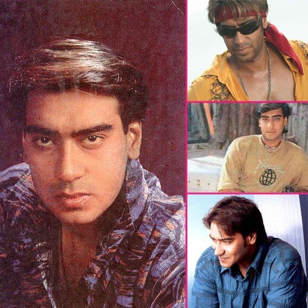 अजय देवगन को इन 15 तस्वीरों में पहचान नहीं पाएंगे आप