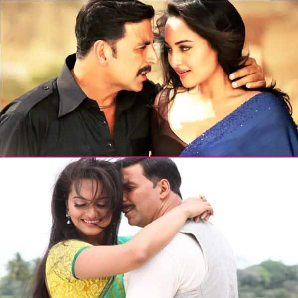 अक्षय कुमार- सोनाक्षी सिन्हा