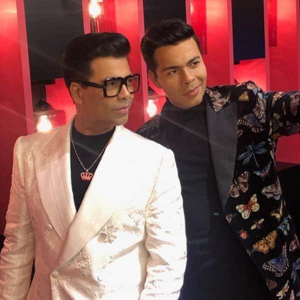 Karan Johar unveils wax statue at Madame Tussauds Singapore