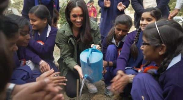 Harry and Meghan 'like the idea' of decamping to Africa