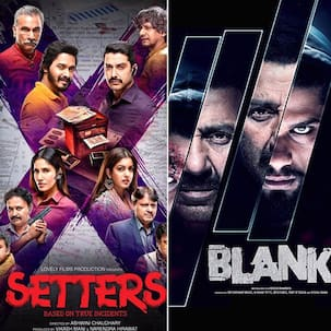 Movies This Week: Blank and Setters
