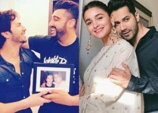 #HappyBirthdayVarunDhawan: Arjun Kapoor, Alia Bhatt have the sweetest birthday wishes for their partner-in-crime