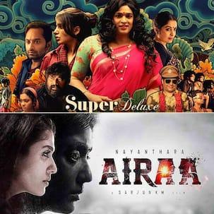 Chennai box office: Vijay Sethupathi's Super Deluxe BEATS Nayanthara's Airaa to grab the top position