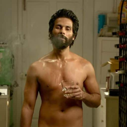 Kabir Singh teaser out, shows Shahid Kapoor in intense role