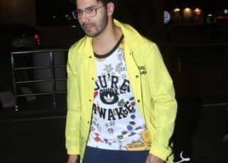 Varun Dhawan is all set to celebrate his birthday in Thailand as he heads to the Asian country looking hot