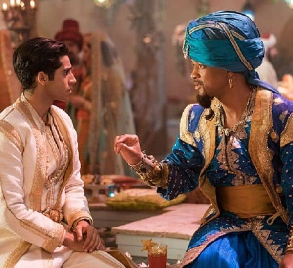 Will Smith wanted a Bollywood Tadka in Aladdin