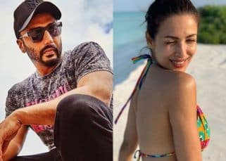 Malaika Arora Arjun Kapoor's social media PDA continues as Malla leaves a flirtatious comment on his pic