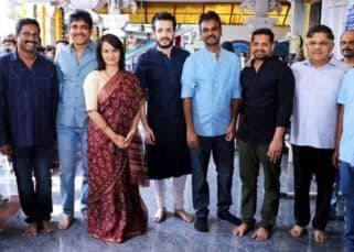 Akhil Akkineni's next with Bommarillu director Bhaskar goes on floors – view pics