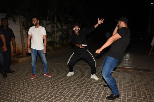 Arjun Kapoor | Ranveer Singh | Ali Abbas Zafar | India's Most Wanted screening