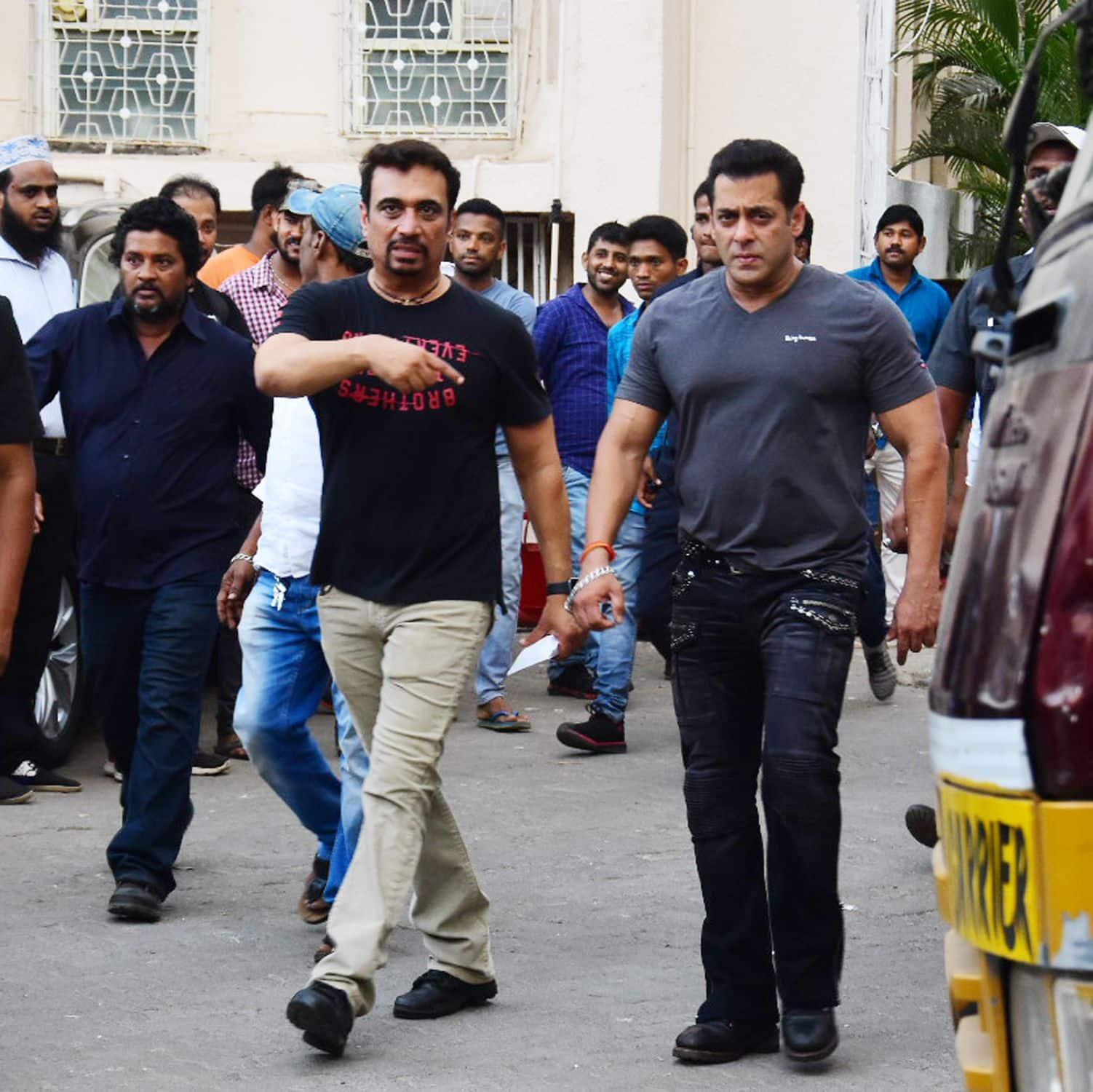 सलमान खान 'भारत' को लेकर उत्साहित