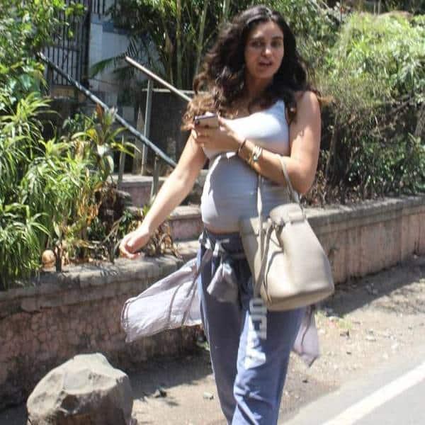 Gabriella Demetriades pregnant