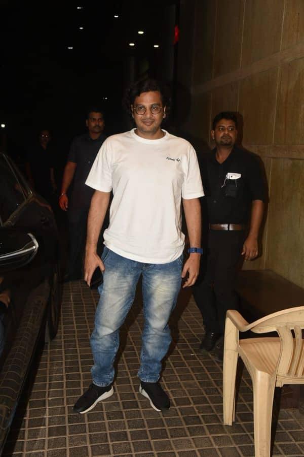 Mukesh Chhabra | India's Most Wanted screening