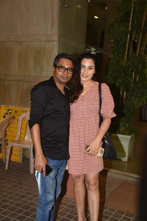 Raj Kumar Gupta | Myra Karn | India's Most Wanted screening