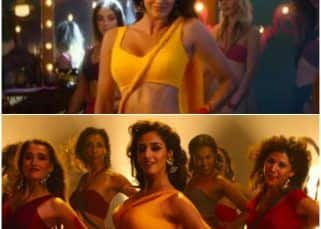 Did you know? Disha Patani had a knee injury right before shooting for the role of a trapeze artist in Bharat