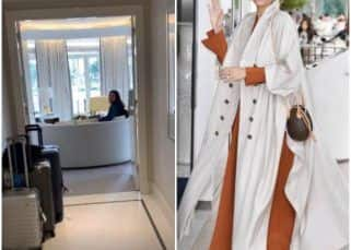 Cannes 2019: Sonam Kapoor Ahuja gives us a glimpse of her luxurious suite at the French Riviera