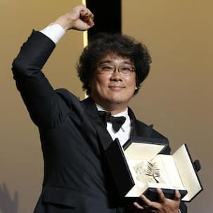 South Korean film Parasite named as the Palme d'Or winner at the 72nd Cannes Film Festival