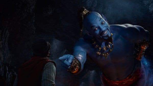 Will Smith wanted 'Bollywood level' scene in '#Aladdin'