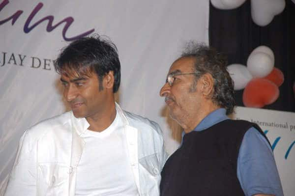 Ajay Devgn's father Veeru Devgn is no more