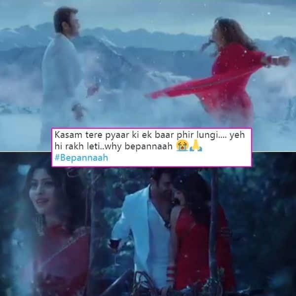 Bepanah Pyaar promo featuring Pearl V Puri and Aparna Dixit