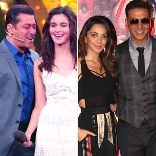 From Salman Khan-Alia Bhatt to Akshay Kumar-Kiara Advani, 3 upcoming onscreen jodis with a HUGE age-difference