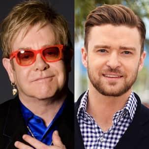 Elton John wanted Justin Timberlake to play him in his biopic Rocketman
