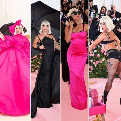 Lady Gaga at Met Gala 2019