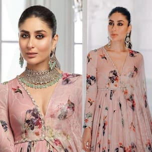 Have you seen these latest pictures of Kareena Kapoor Khan looking radiant in ethnic ensembles yet?
