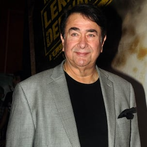 Randhir Kapoor reveals RK banner will be revived with a love story film, which he will direct