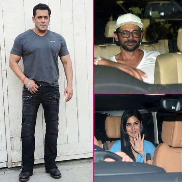 सलमान खान की फिल्म को देखने के लिए पहुंचे सितारें