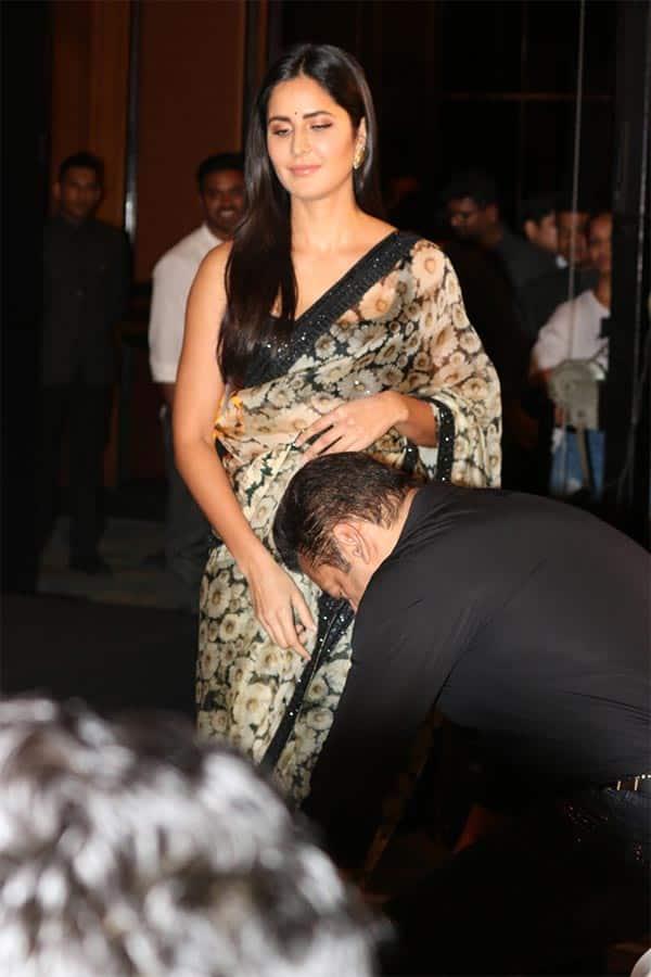 Salman Khan | Katrina Kaif | Bharat | Awkward Picture