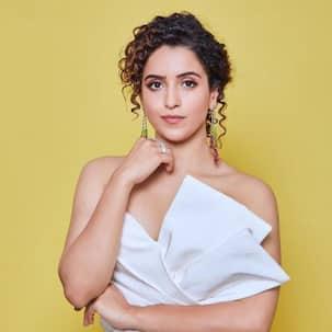 Badhaai Ho actress Sanya Malhotra says she doesn't have enough budget to buy sustainable fashion