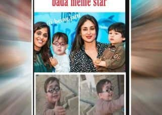 Monday Memes: Social media draws parallels between Taimur-Ahmed and look's like little Tim's got company