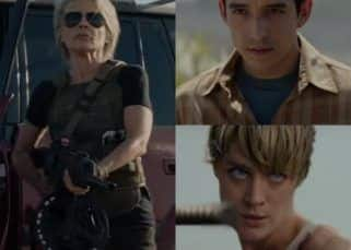 Terminator - Dark Force trailer: Linda Hamilton steals the show as Sarah Connor in this intensely gripping video