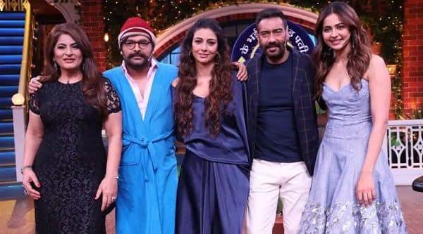 The Kapil Sharma Show: Ajay Devgn reveals he and Akshay Kumar used
