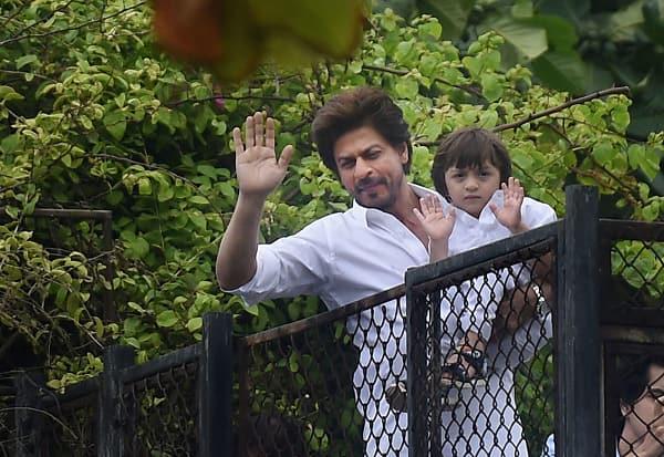 AbRam Khan | Shah Rukh Khan |