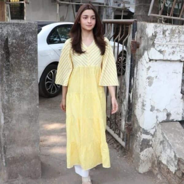After Raazi and Udta Punjab, Alia Bhatt says no to make-up for Sadak 2