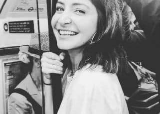 Anushka Sharma takes a metro ride in London and fans are in awe of Bhabhiji!