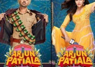 Diljit Dosanjh and Kriti Sanon-led Arjun Patiala's posters out! Movie to clash with Mental Hai Kya